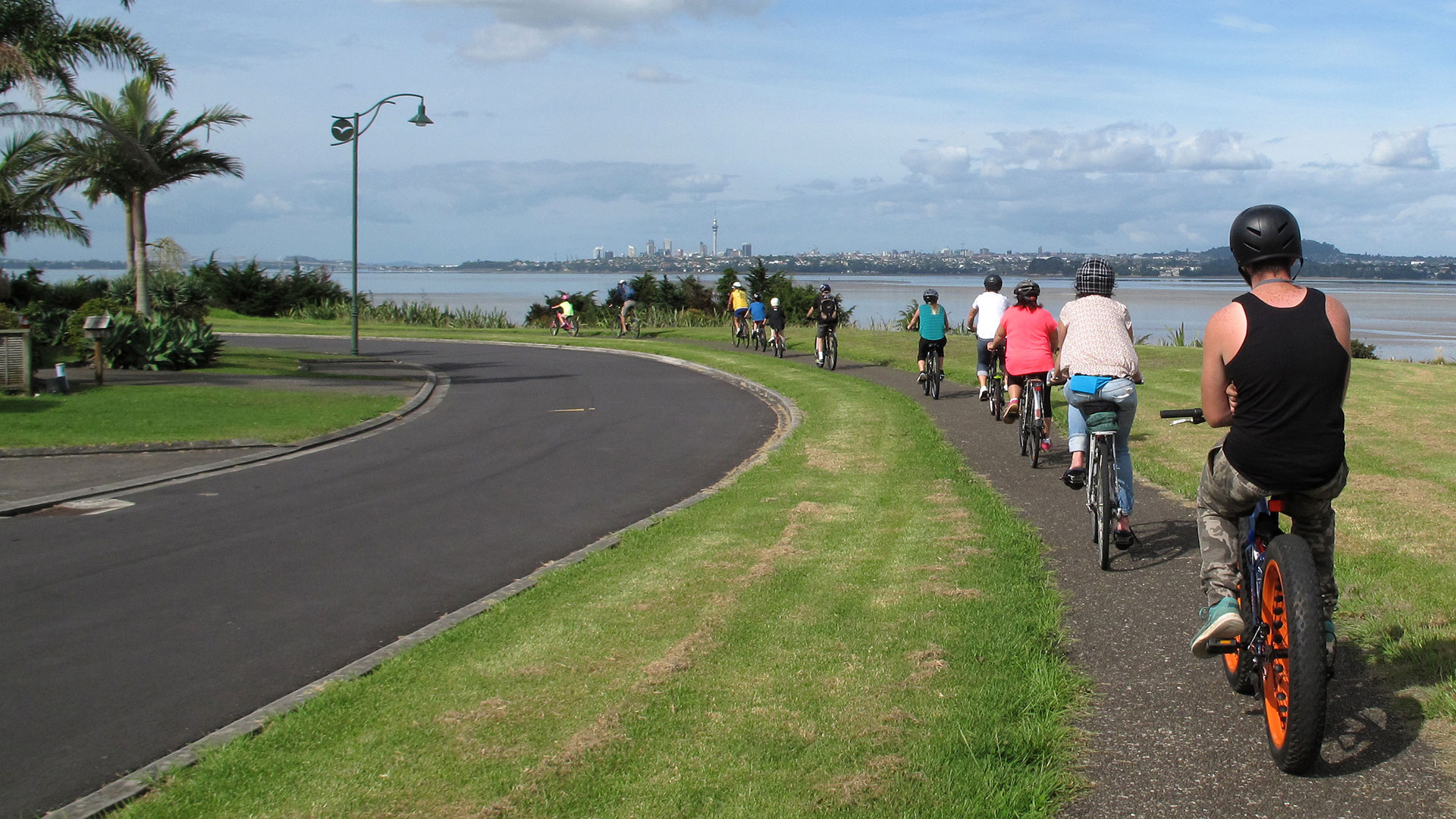 Ecowest Ride 2: Slow Roll Te Atatu Peninsula @ Harbourview - Orangihina Reserve | Auckland | Auckland | New Zealand