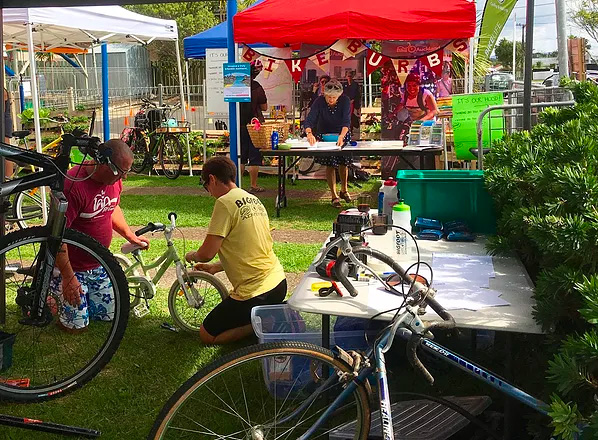 Biketober: Pt Chev Bike Kitchen @ Pt Chevalier Community Centre | Auckland | Auckland | New Zealand